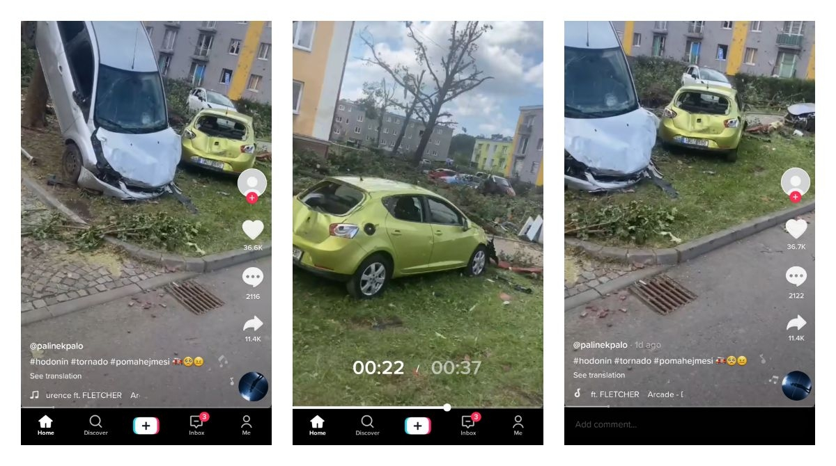 ICYMI: TikTok rolled out video timeline controls and quick comments section to more users