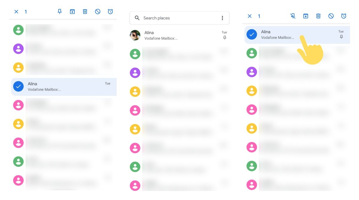 Now you can pin meaningful conversations on Google Messages